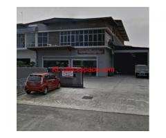 FOR SALE: 2 Storey Semi-D Factory-Office @ SunSuria Technology Centre